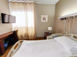 1 piętro - Położnictwo – pokój VIP