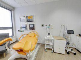 1 piętro - Położnictwo – sala porodowa (diamentowa)